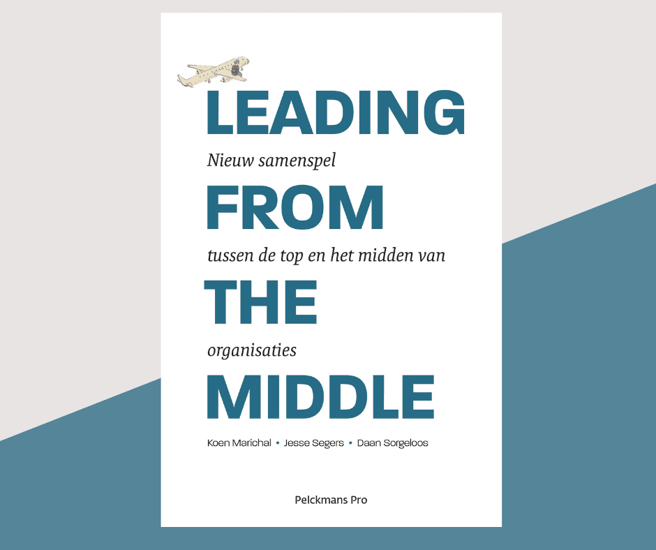 Leading from the middle.