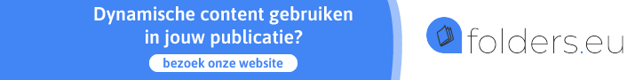 3 Redenen waarom steeds meer Belgische bedrijven inzetten op een realtime reclamefolder: