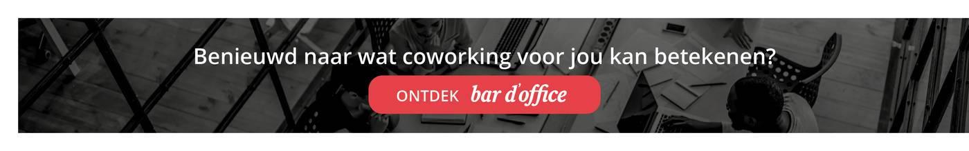 De succesformule achter het grootste coworkingnetwerk van België: een unieke kijk achter de schermen