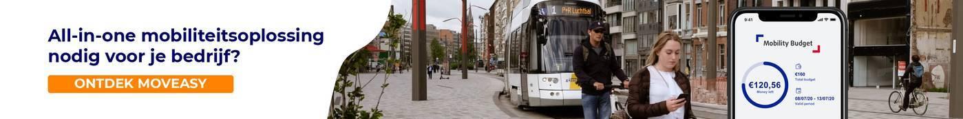 """De toekomst van Mobility as a Service: """"De coronacrisis heeft de manier waarop we naar mobiliteit kijken in een stroomversnelling gebracht"""""""