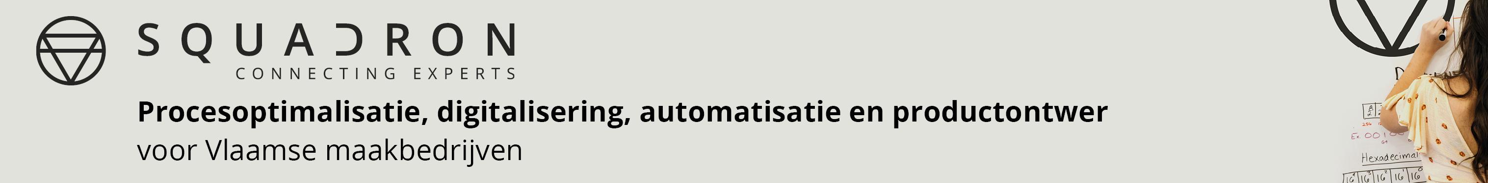 """Dit bedrijf brengt efficiëntie in onze Vlaamse maakbedrijven: """"Met de juiste technologie kunnen ze de uitdagingen van de toekomst beter aan"""""""