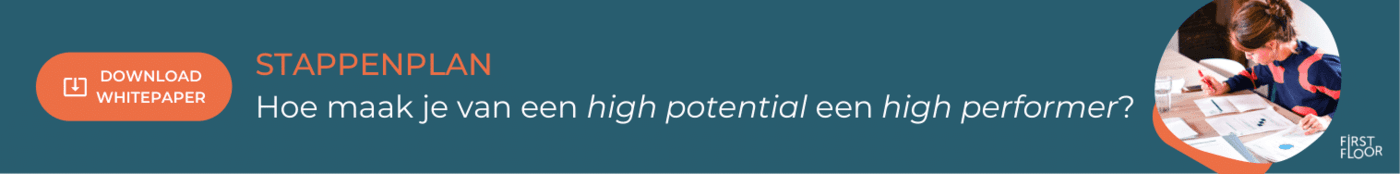 """Exit de high potential. """"High performers zijn het antwoord op de challenges van deze tijd"""""""