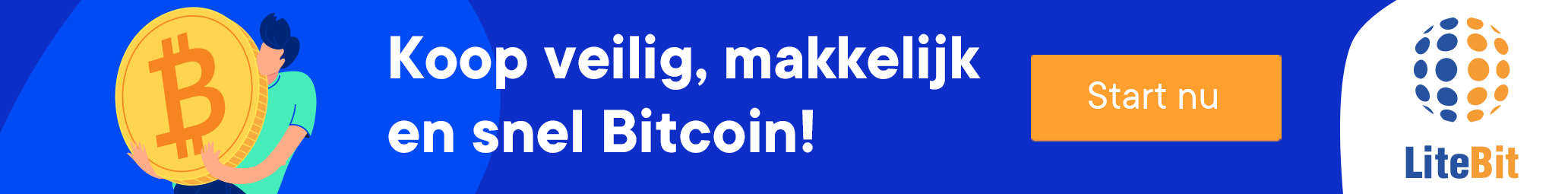 """Hoe LiteBit munt wil slaan uit cryptocurrency: """"Ik houd absoluut geen rekening met het feit dat crypto zou verdwijnen, dat stadium zijn we al lang voorbij"""""""