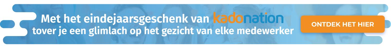 """Kadonation zet volop in op B2B: """"Dankzij ons concept kunnen bedrijven hun medewerkers op persoonlijke wijze bedanken"""""""