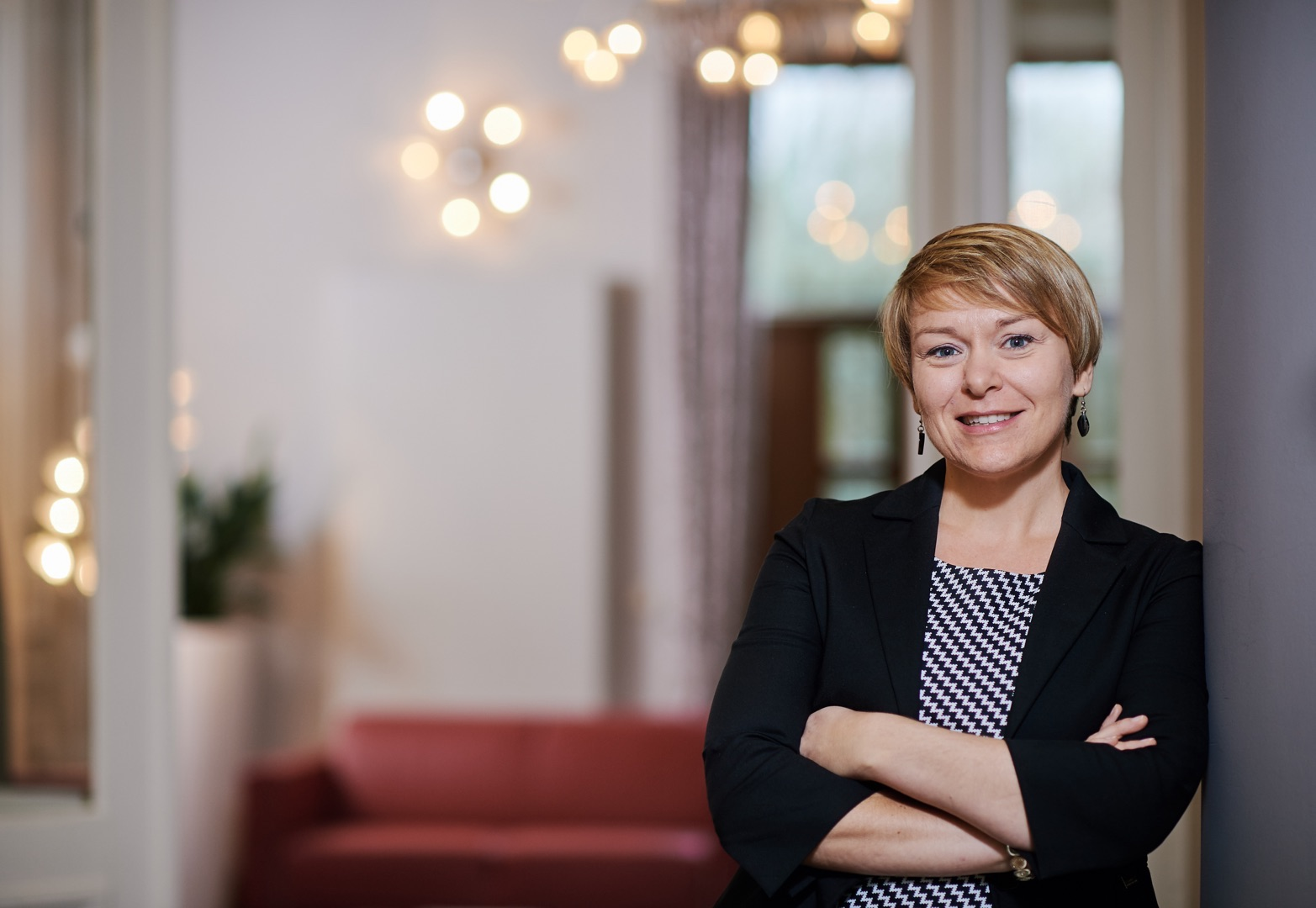 Ivy Vanderheyden, marketingdirecteur bij SAS Belux